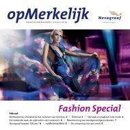 opMerkelijk 89: Fashion Special - Novagraaf