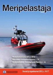 Kurssit ja tapahtumat 2012, s. 16-17 - meripelastusseura