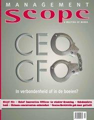 Management Scope 11 2006