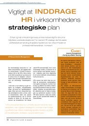 Læs artiklen her - Nexus Interim Management