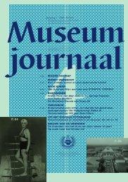 Museumjournaal 4 - Huis van Alijn