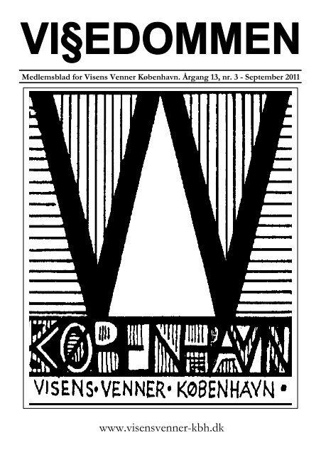 Vi§edommen nr. 3, september 2011 - Visens Venner København