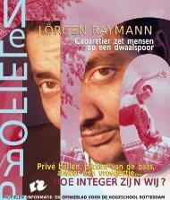 HR . 016 Profielen 10 - Profielen - Hogeschool Rotterdam
