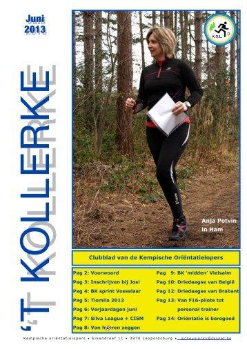 clubblad juni - K.O.L.