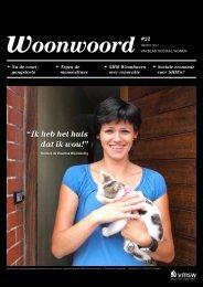 Woonwoord nr. 22 (pdf - 2,07 Mb) - Vlaamse Maatschappij voor ...