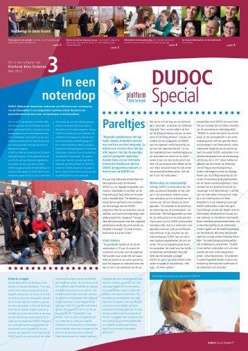 krant mei 2012 - Hypertekst en Communicatie