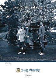 Fordonsförsäkring - Ålands Ömsesidiga Försäkringsbolag