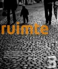 VRP RUIMTE - Het Visitekaartje van de Stad - Scotty