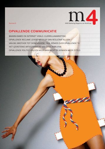 m4 Opvallende communicatie - MultiCopy