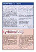 Nr 2 2009 - Lidköpings Församling - Page 7
