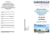 Wochenendkurs zum Erwerb von Kenntnissen im Strahlenschutz in ...