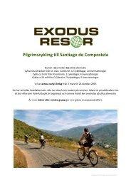 Ladda ner vår broschyr här - ExodusResor