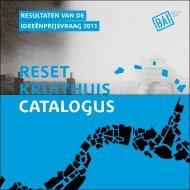 Reset kRuithuis catalogus catalogus - Bosch Architectuur Initiatief