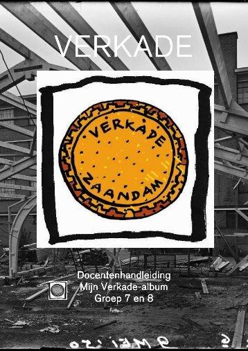 Mijn Verkade-Album - Zaans Museum