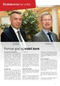 Fortsat stabil bank trods skuffende resultat! - Page 3