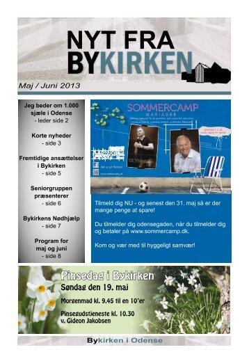 NYT FRA - Bykirken