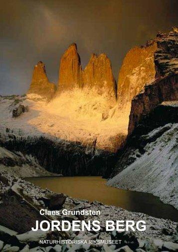 jordens berg - Claes Grundsten