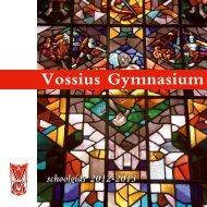 Volop Vossius - Vossius Gymnasium