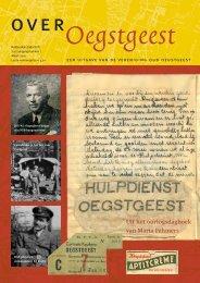 Over Oegstgeest maart 2010 - Vereniging Oud Oegstgeest