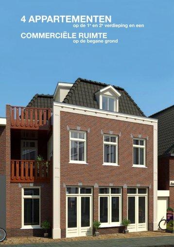 Timmer A4 verkoopbrochure - bouwbedrijftimmer.nl