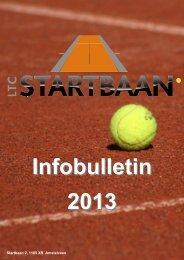 Informatieboekje 2013 - LTC Startbaan