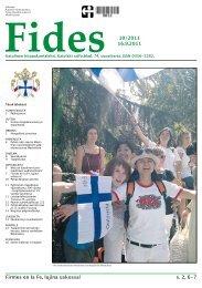 Fides - Katolinen kirkko Suomessa