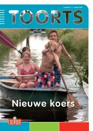 Download Toorts pdf lente 2013 - Nivon
