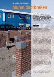 Artikel over bouwen van zorginstellingen - Moderne-Dementiezorg