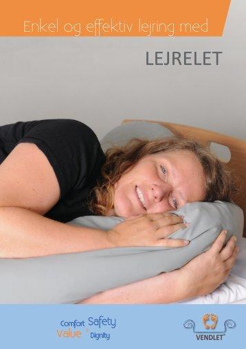 LEJRELET brochure - Vendlet ApS