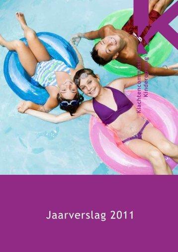 Jaarverslag 2011 - sKK Jaarverslagen