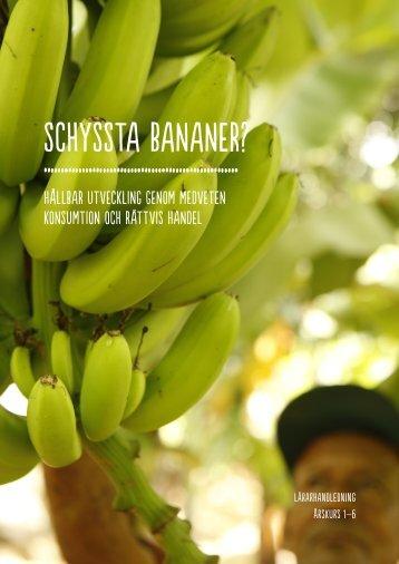 SCHYSSTA BANANER? - Fairtrade