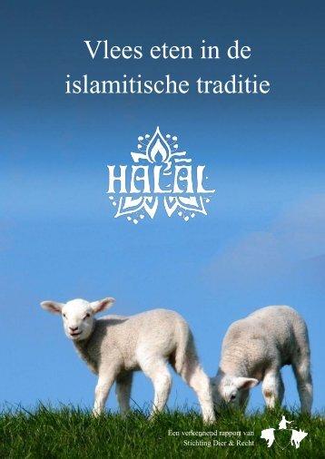 Vlees eten in de islamitische traditie - Dier & Recht