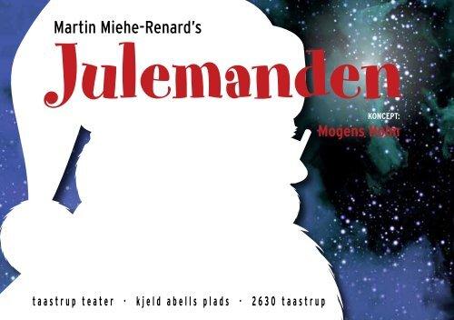 """""""Julemanden""""s program! - Taastrup Teater"""