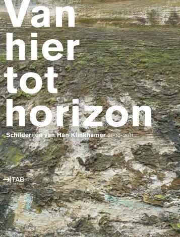 Schilderijen van Han Klinkhamer 2008-2011 - Timmer Art Books
