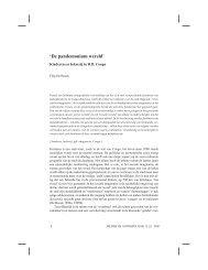 volledig artikel - Tijdschrift Medische Antropologie