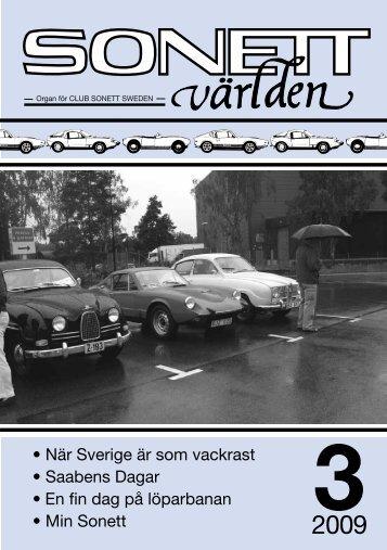 Min Sonett - Club Sonett Sweden