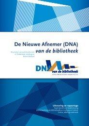 De Nieuwe Afnemer (DNA) van de bibliotheek - Cubiss
