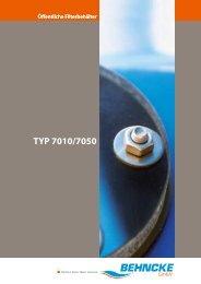 TYP 7010/7050 - Behncke Gmbh