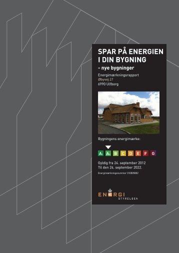 SPAR PÅ ENERGIEN I DIN BYGNING - Liebhaversommerhus.dk