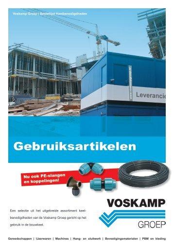 keetbenodigheden - Voskamp Groep