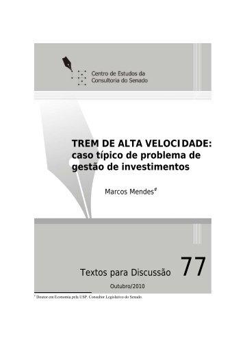 caso típico de problema de gestão de investimentos - Biblioteca ...