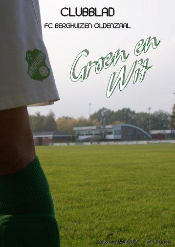Seizoen 2011-2012 - FC Berghuizen