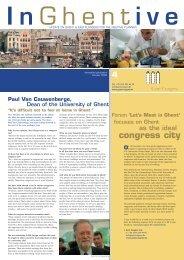congress city - Gent congres