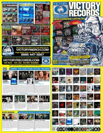 Low Res PDF Poster - Victory Records