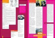 Nieuwsbrief maart 2004 - OOG Amsterdam - Opleiden in school