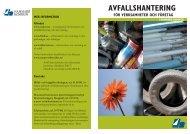 Avfallshantering för verksamheter och företag - Hammarö kommun