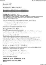 Genomfört 2007 - Djurö Konst & Kultur