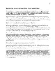 Krav gällande ansvarig föreståndare - Valvira.fi