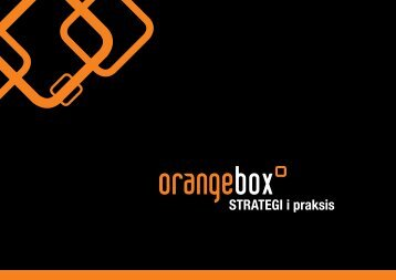Orangebox - Strategi i praksis