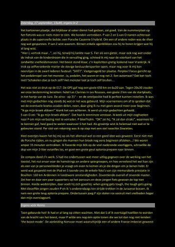 Verslag in PDF - Zewieties